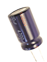 Electrolytic Capacitor type