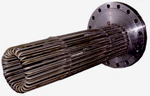 Industrial heating element