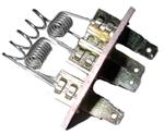 1970s blower motor resistor
