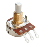 A single turn potentiometer