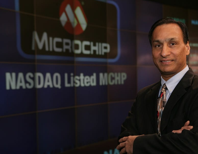 21 6% Revenue Growth at Microchip Not Impacted by Atmel