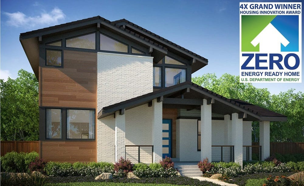 What is a zero energy ready home for Zero energy home