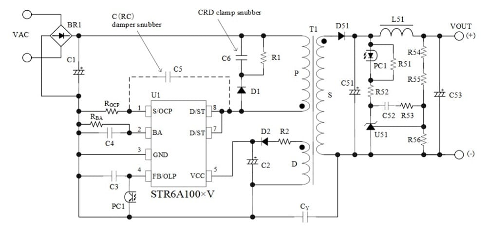 ac-dc converter ics with adjustable standby operating point