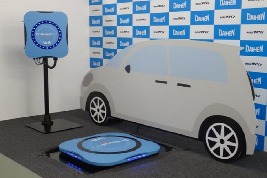 Daihen Licenses Witricity Tech For Ev Charging Stations