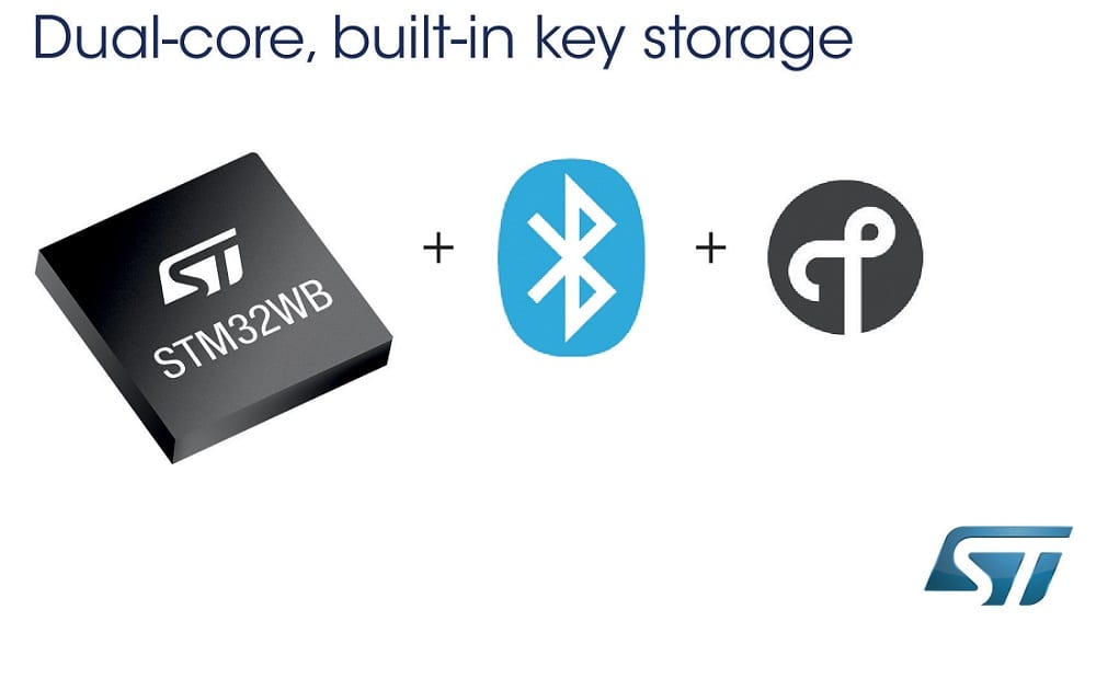 Multiprotocol Bluetooth & 802 15 4 System-on-Chip for IoT
