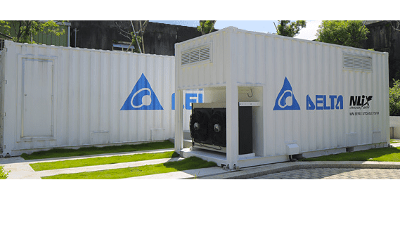 Delta Launches Battery Energy Storage Skid Solution