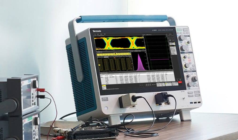 Oscilloscope Pulse Measurement : Mixed signal oscilloscope for embedded system designers