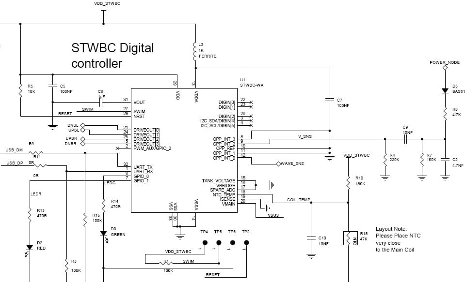 Plug-and-Play Wireless-Charging Dev Kit for ables and IoT ... on how do you read schematics, fan symbol schematic, reading circuit schematic, sensor symbol schematic, simple electrical schematic,