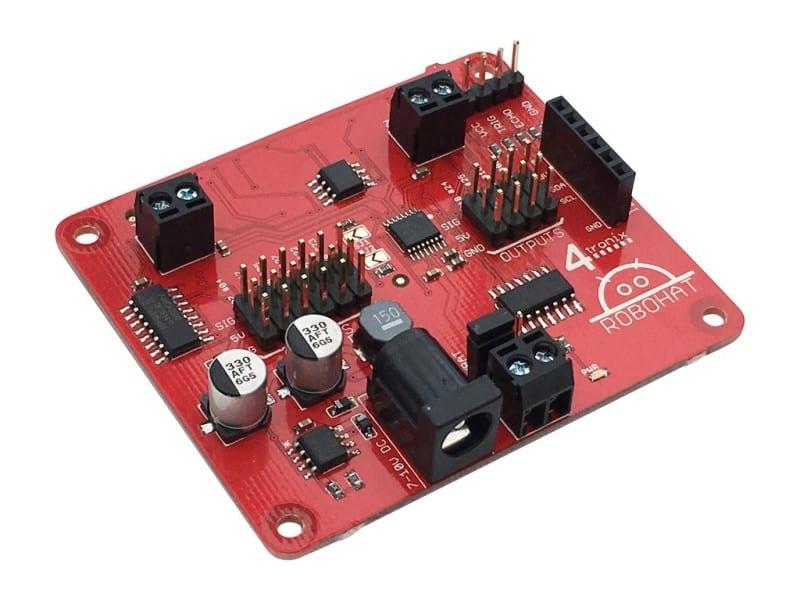 Raspberry Pi Motor Driver Add-on Boards - PowerPulse net