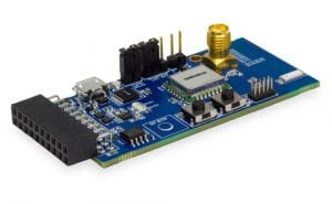 Ultra-Low Power MCU with Sub-GHz Radio and Long Battery Life