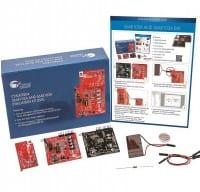 Platform for Design of Battery-Free IoT Sensor Nodes