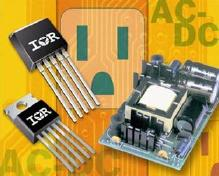 ir presents new iris4009 integrated switcher powerpulse net(ir, el segundo, ca) introduced the new iris4009 integrated switcher, which combines a control ic and a low loss, rugged hexfet® power mosfet in a single,