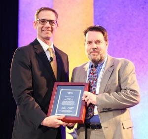 Sonoscan's Steve Martell Wins IPC President's Award