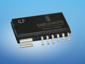 Shunt-Based ILF Current Sensor for Low Currents Ideal for Frequency Converters and Solar Inverters