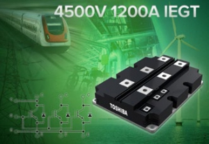 4500V 1200A IEGT Module Launched