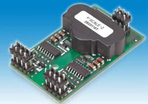 1200 V Dual-Channel Gate-Driver Core Eliminates Opto-Couplers