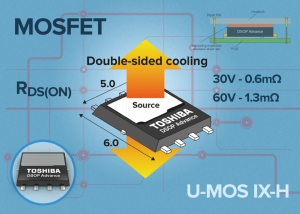Ultra-High-Efficiency MOSFET Family by Adding 30V  and 60V Devices