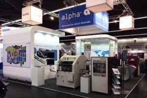 World's First Sintering Preforms Presented by Alpha at PCIM, Nuremberg