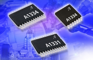 Hall-Effect Angle Sensor ICs for Motor Position Applications:
