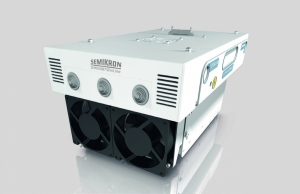The First 300mm Inverter Stack Family for Solar Applications