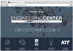 KEMET Introduces Engineering Center