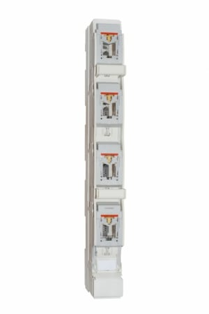 Fuse Switch Disconnector with 4 Poles in One Row