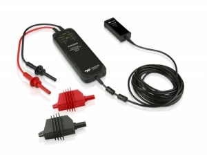 2kV and 8kV Safety-Rated High Voltage Differential Probes