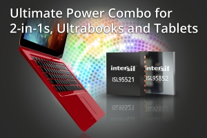 The Ultimate Power Combo for 2-in-1s, Ultrabooks and Tablets