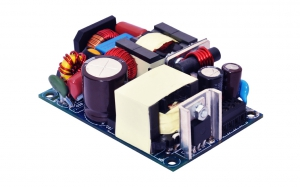 World's Smallest 75 W Power Supply Series