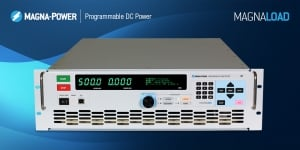 MagnaLOAD DC Electronic Loads 1.25 kW to 120 kW+ Released by Magna-Power