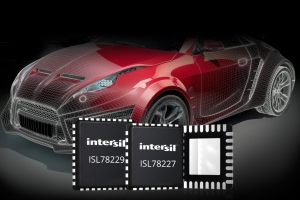 Multi-Phase 55V Synchronous Boost Controllers Simplify Automotive Power System Design