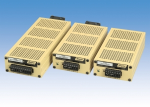 288 Watt Narrow Profile DC-DC Regulated Power Supply Series Now Conforms to UL, CE and RoHS Standards