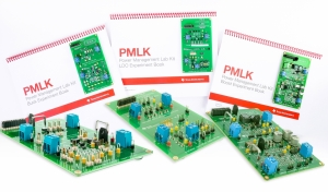 Power Management Lab Kit Series Provides Real-World Power Expertise