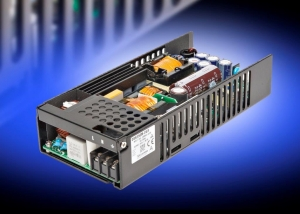 350W Convection Cooled Power Supply Certified for Medical and ITE Use