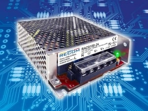 Compact Universal 100 and 150W Power Supplies