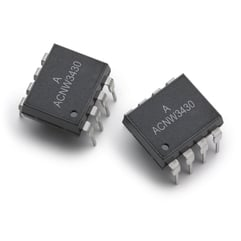5A Gate Drive Optocouplers with Unmatched Noise Immunity