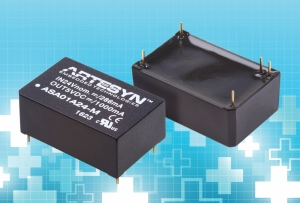 New Six Watt DC-DC Converter Family Features Medical Safety Approval