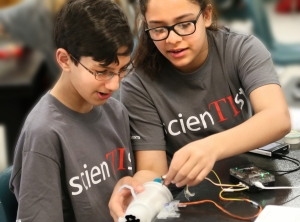 New STEM solution TI-Innovator™ Hub Announced