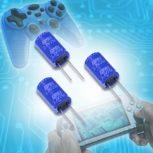 AVX Releases New Cylindrical Supercapacitor Series with Excellent Pulse Power Handling Characteristics