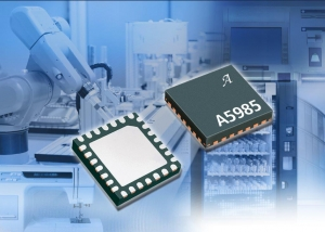DMOS Microstepping Driver with Translator and Overcurrent Protection