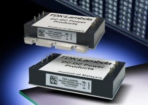 High Performance 120W DC-DC Converters for Harsh Environments