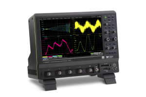 Oscilloscopes Optimize Vertical Resolution for Exceptional Signal Fidelity