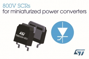 Miniaturization with High-Temperature Surface-Mount Silicon Controlled Rectifiers