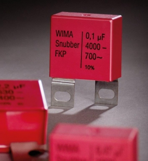 Reformation of Snubber Capacitors