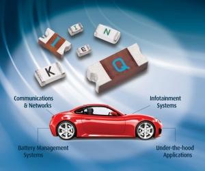 Automotive-Grade Surface-Mount Fuses