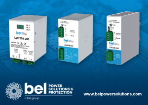 Full Range of DIN Rail Power Supplies Launched up to 2400 Watts