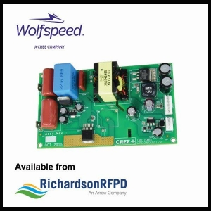 Wolfspeed Auxiliary Power Supply Evaluation Board for SiC MOSFET