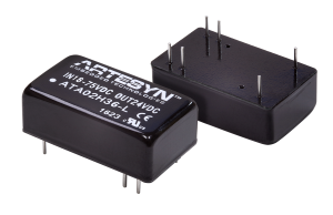 Extension of Industrial DC-DC Converter Range with New Six and Eight Watt Models in DIP-16 Package