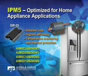 600V Intelligent IGBT Power Module IPM5 Series
