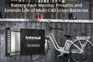 Highly Integrated Multi-Cell Battery Pack Monitor
